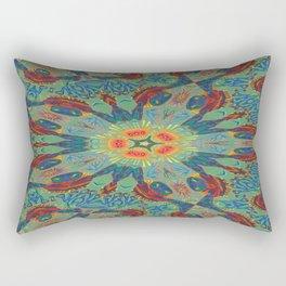 Turtle Treaty1 Rectangular Pillow