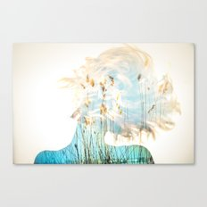 Insideout 4 Canvas Print
