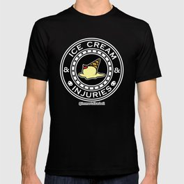 Ice Cream & Injuries T-shirt