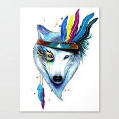 -Wild Soul- Canvas Print