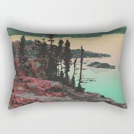 Pukaskwa National Park Rectangular Pillow