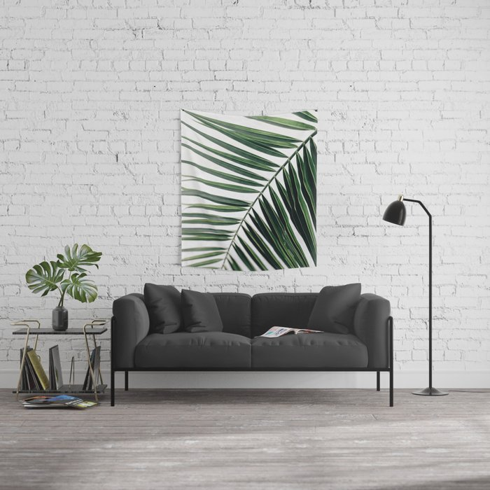 California Palm Wall Tapestry
