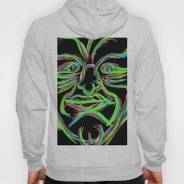 Neon Man Hoody
