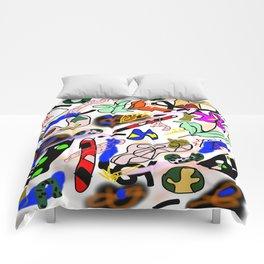 Somatic Integration Comforters
