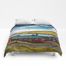 faroean village Comforters