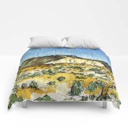 Dunes & and the Mountains Comforters
