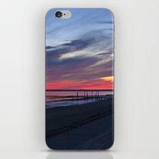 Magic Summer Sunset on the West Coast of DENMARK iPhone & iPod Skin