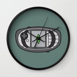 N Gage Retro Wall Clock