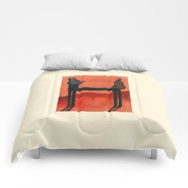 Animal's Alphabet - H for 'Horse' Comforters