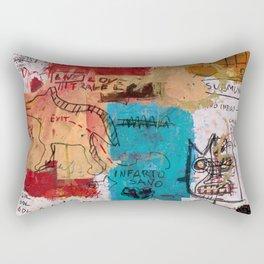 Por Onga Rectangular Pillow