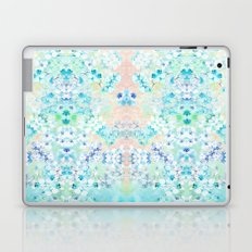 Pastel Flowers  Laptop & iPad Skin