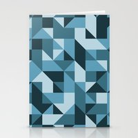 industrial Stationery Cards featuring Industrial by Matt Borchert