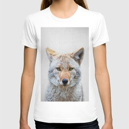 Coyote - Colorful T-shirt