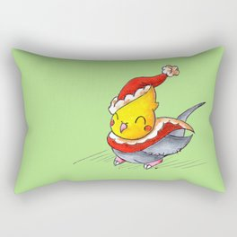 Santa Tiel Rectangular Pillow