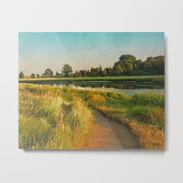 Cape Cod Eastham Eventide Number Two Metal Print