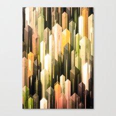 obelisk posture 3 (variant 3) Canvas Print