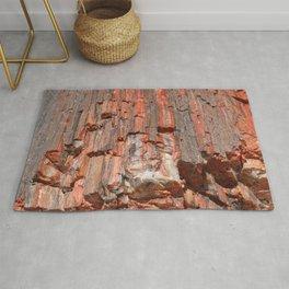 Agathe Log Texture Rug
