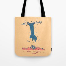 The Guy Above Tote Bag