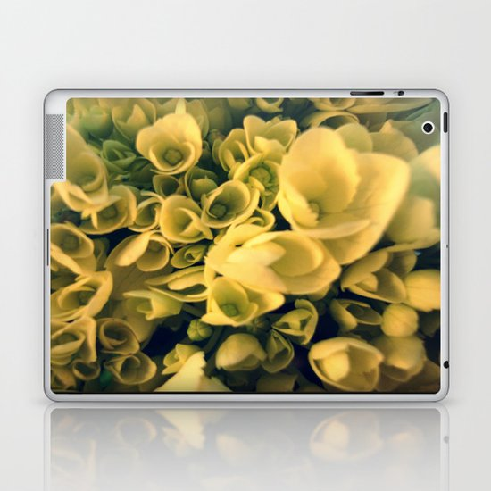 FLOWERS 003 Laptop & iPad Skin