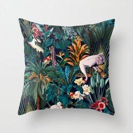 Beautiful Forest III Throw Pillow