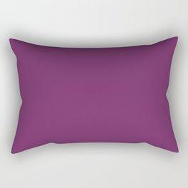 Amethyst - Tinta Unica Rectangular Pillow