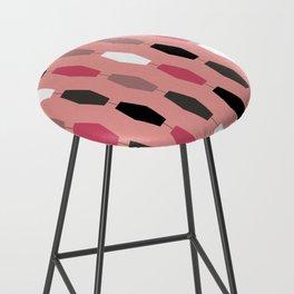 Colima - Pink Bar Stool