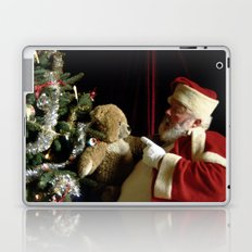 Teddy Talk Laptop & iPad Skin