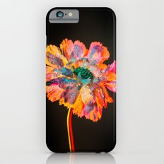 Psychedelic Floral Dew iPhone 6s Slim Case