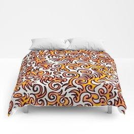 The Sqwiggle Comforters