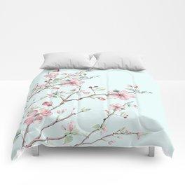 Apple Blossom #society6 #buyart Comforters