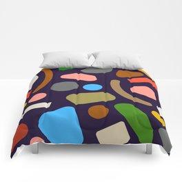 Beach Gems Comforters