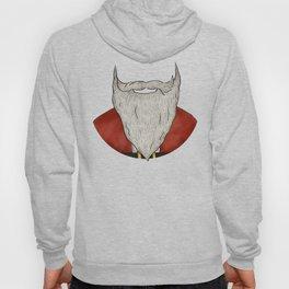 Santa Beard Hoody