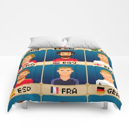World Cup Russia 2018 Comforters