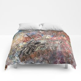 Uncommon Valor Comforters
