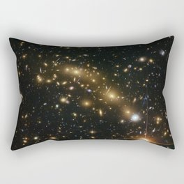 Space Stars Rectangular Pillow