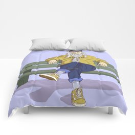 Albus Dumbledore Comforters