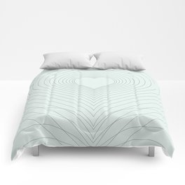 Love Heart Pattern #society6 #love #buyart Comforters