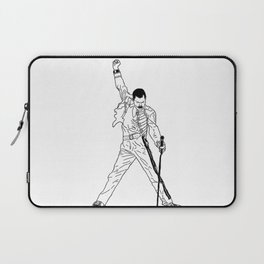 Don't Stop Me Now Laptop Sleeve