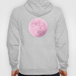 COTTON CANDY PINK MOON Hoody
