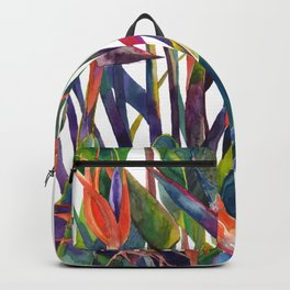 The bird of paradise Backpack