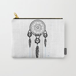 Dreamcatcher [Watercolor] Carry-All Pouch