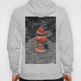 Fire Hydrant in selective color Hoody