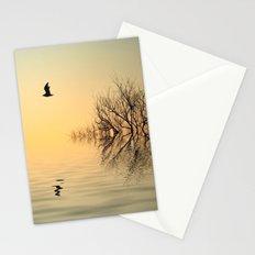 Dusk Flight 2 Stationery Cards