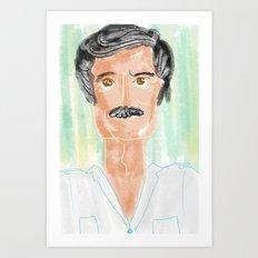 Calle Ocho Art Print