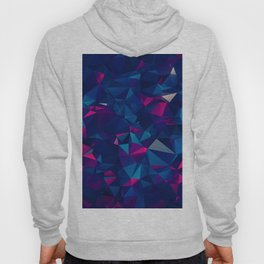 Faceted Shatter Hoody