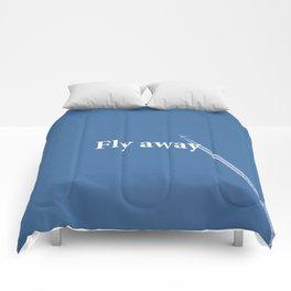 Flay away Comforters