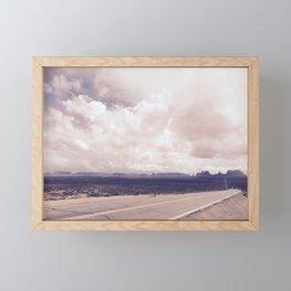 Monument Valley, Utah Framed Mini Art Print