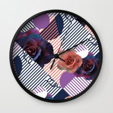 Doses Wall Clock