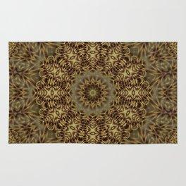Fractal Carpet Mandala 25 Rug