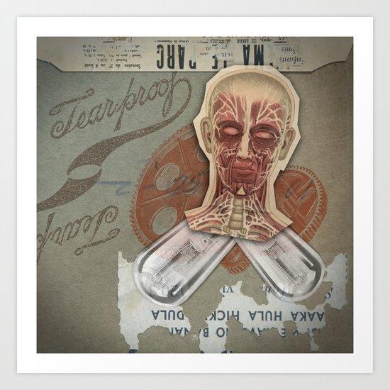 Tear Proof Art Print